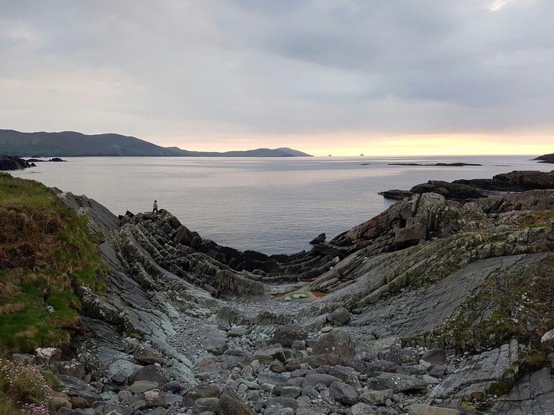 wild atlantic way landscape image
